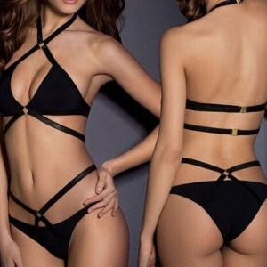 Triangle Bandage Bikini B
