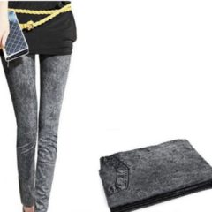 Ladies Denim Jeans Leggins